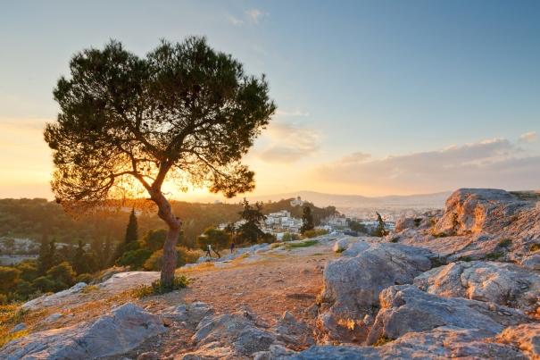 Areopagus Hill